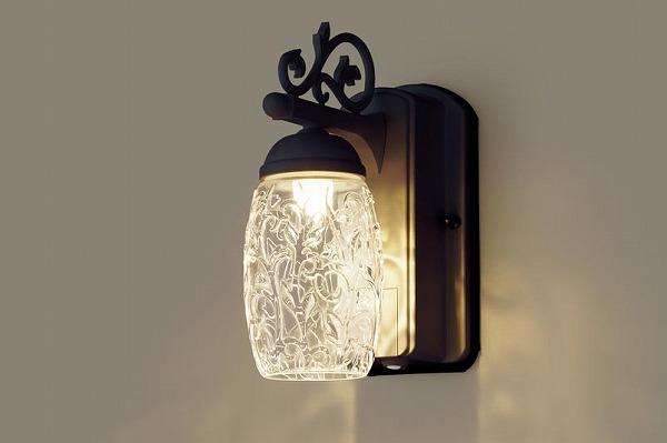 パナソニック 照明器具 ポーチライト 外玄関 LGWC80256LE1