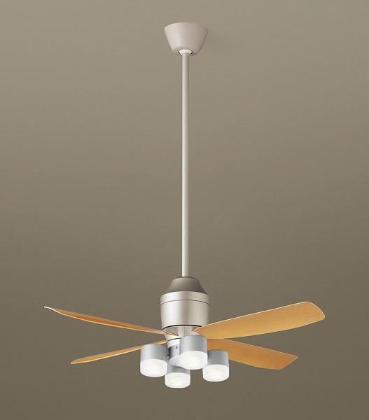 パナソニック 照明器具 シーリングファン リビング XS72126