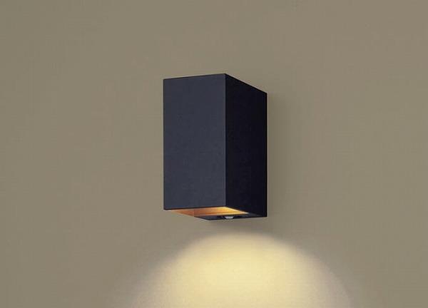 パナソニック 照明器具 屋外用ブラケット LGWC81566BK