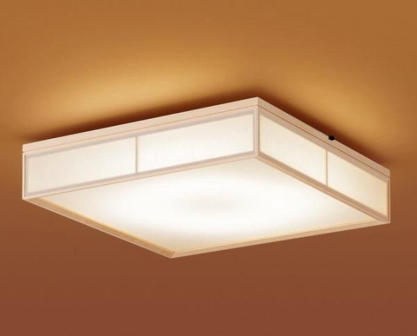【あす楽・即納】 パナソニック 照明器具 和風シーリングライト 和室 LSEB8019 後継品 LSEB8019K