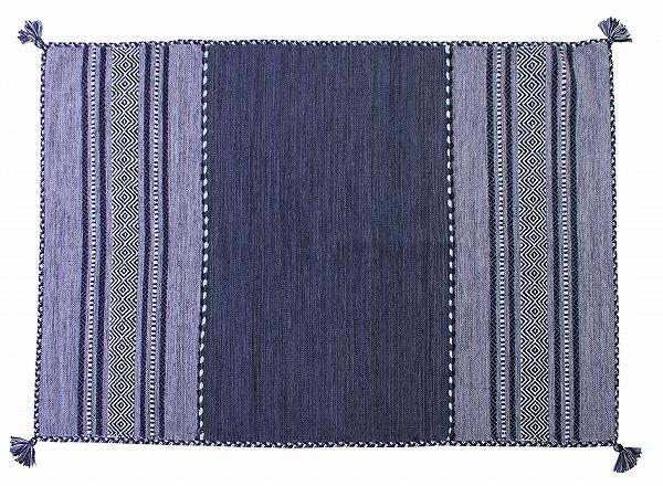 【メーカー直送】 TTR-103NV 東谷 シェニールラグ ラグマット じゅうたん 絨毯