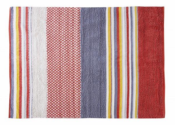 【メーカー直送】 TTR-117B 東谷 ラグマット じゅうたん 絨毯