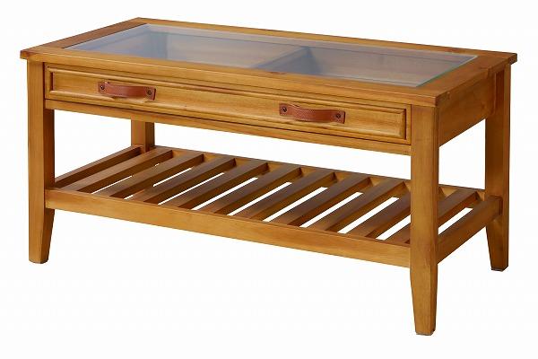 コレクションテーブル センターテーブル ローテーブル コーヒーテーブル リビング テーブル 天然木