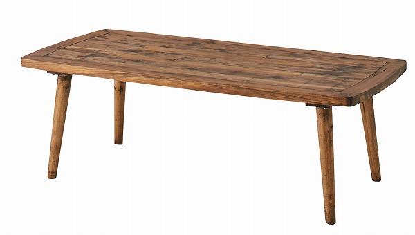コーヒーテーブル センターテーブルL 天然木