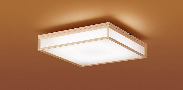 照明器具 おしゃれ パナソニック 和風シーリングライト ~10畳 LED(昼光色~電球色) LGBZ2770K