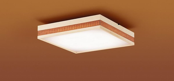 照明器具 おしゃれ パナソニック 和風シーリングライト ~10畳 LED(昼光色~電球色) LGBZ2766
