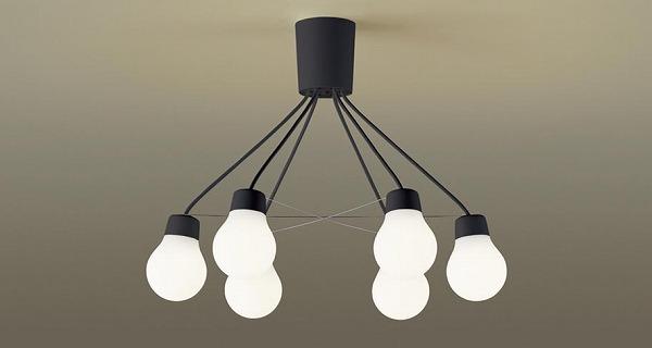 LGB57628BCE1 パナソニック シャンデリア LED(電球色) ~6畳 (LGB57628B CE1)