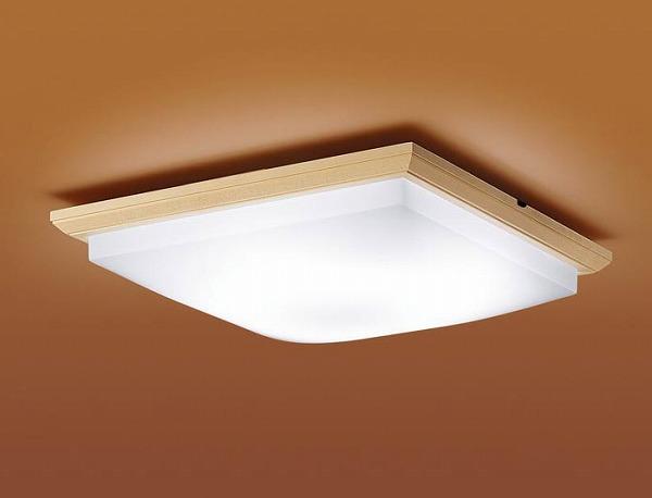 パナソニック 和風シーリングライト ~6畳 白木 LED 調光 調色 LGC25813 (LGBZ0808 後継品)