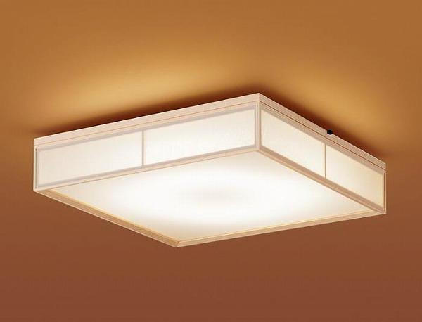 パナソニック 和風シーリングライト ~8畳 LED 調光 調色 LGC35811 (LGBZ1810 後継品)