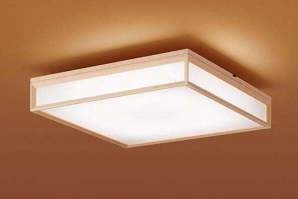 パナソニック 和風シーリングライト ~10畳 LED 調光 調色 LGC45804 (LGBZ2770K 後継品)