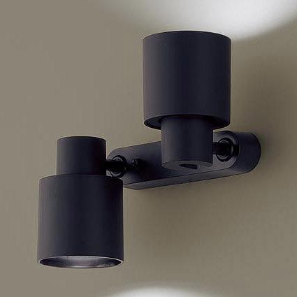 パナソニック スポットライト 拡散 ブラック LED(昼白色) XAS7311NCE1