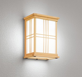 【送料無料】 オーデリック和風ポーチライト OG041708NC1 外玄関 和風 ※絶縁台別売です。別途お求めください。 おしゃれ 照明 和風ポーチライト 外玄関 和風 OG041708NC1 オーデリック LED(昼白色)