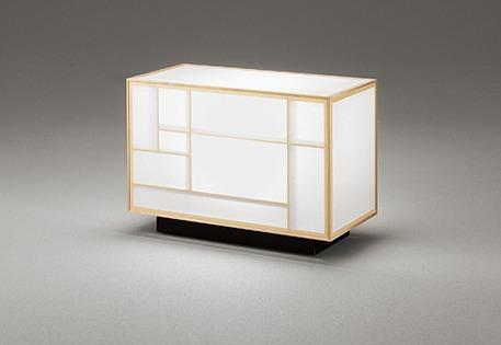 おしゃれ 照明 和風スタンド 和室 和風 OT265022ND オーデリック LED(昼白色) 白木