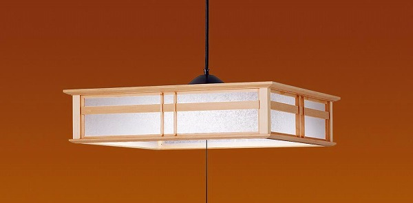 LGB14621LE1 パナソニック 和風ペンダント LED(昼光色) ~12畳 (LGB14621 LE1)