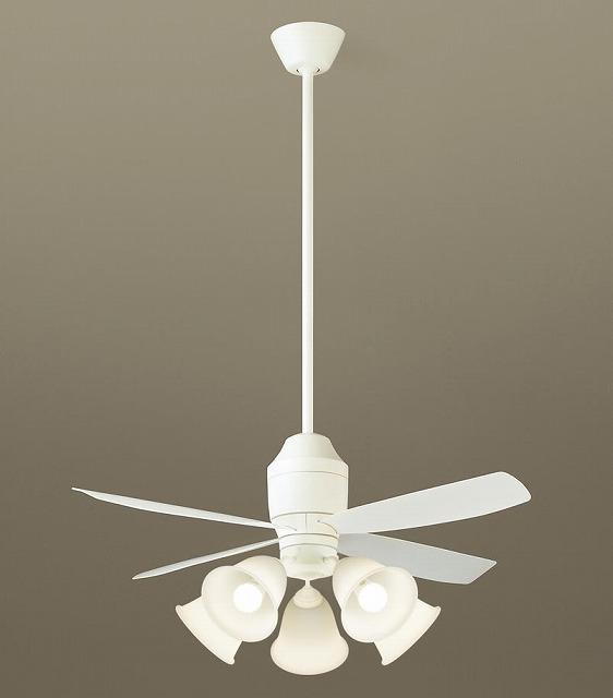XS70140K パナソニック シーリングファン ホワイト LED(電球色) ~14畳