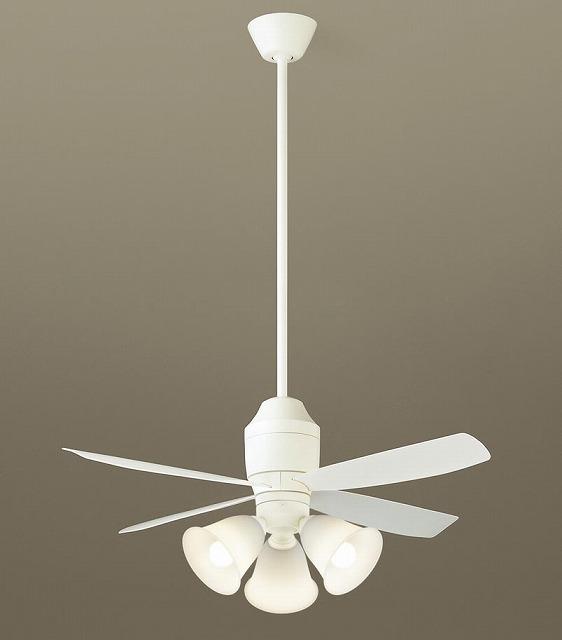 XS70143K パナソニック シーリングファン ホワイト LED(電球色) ~8畳