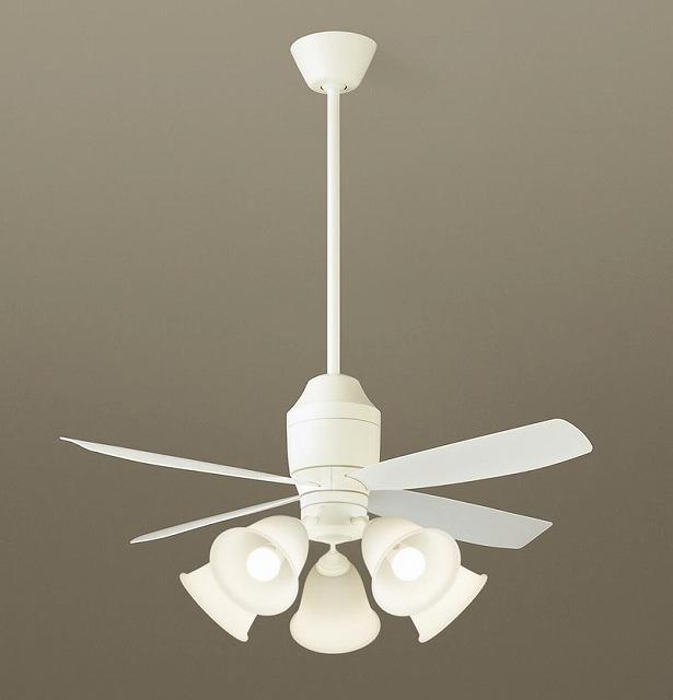 XS70240K パナソニック シーリングファン ホワイト LED(電球色) ~14畳