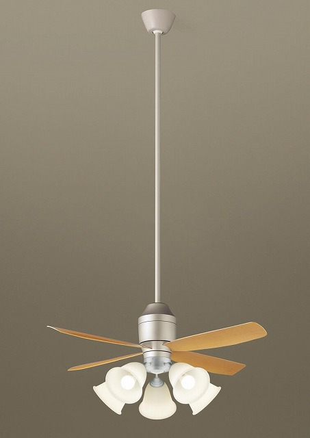 XS72541K パナソニック シーリングファン シルバーメタリック LED(電球色) ~14畳
