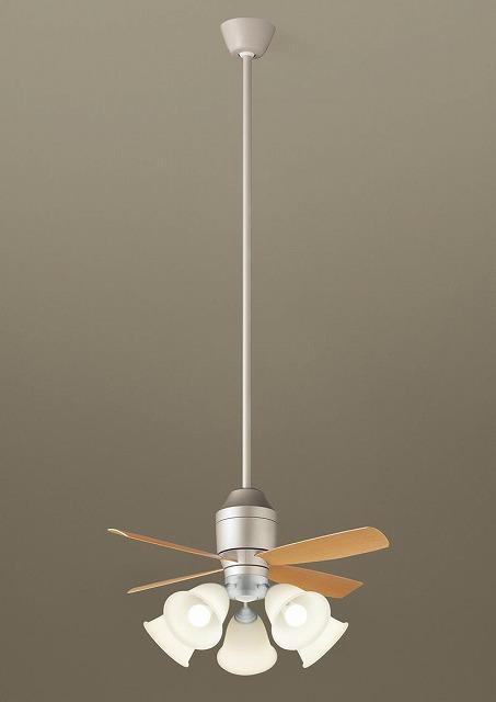 【売れ筋】 XS77541K パナソニック LED(電球色) シーリングファン シルバーメタリック LED(電球色) XS77541K ~14畳, 地酒の信濃屋:e99cd721 --- canoncity.azurewebsites.net