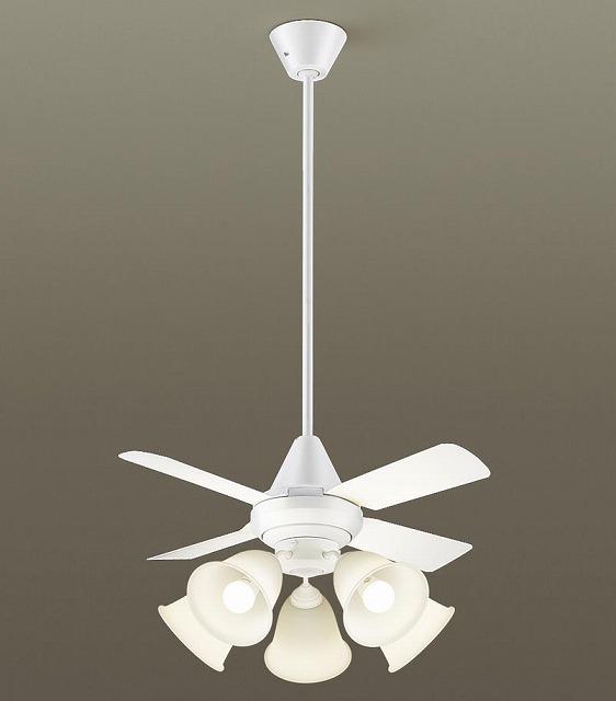 XS95140K パナソニック シーリングファン ホワイト LED(電球色) ~14畳