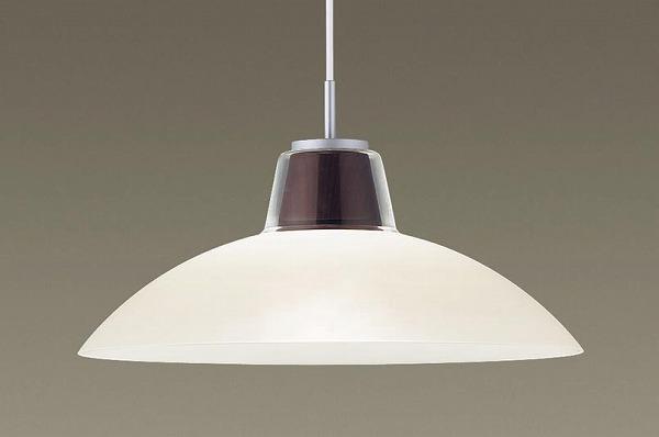 パナソニック ダイニング用ペンダント ダークブラウン LED(電球色) LGB15349