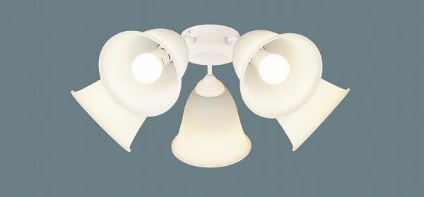 パナソニック シーリングファン用シャンデリア ~14畳 ホワイト LED(電球色) SPL5540K