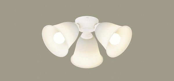 パナソニック シーリングファン用シャンデリア ~8畳 ホワイト LED(電球色) SPL5343K