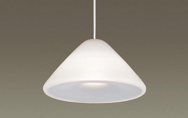 パナソニック ペンダント ホワイト LED 電球色 調光 LGB15476CB1
