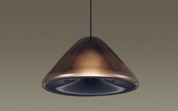 パナソニック ペンダント ブラック LED 電球色 調光 LGB15477CB1