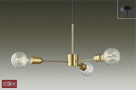 ダイコー シャンデリア LED(電球色) DCH-41177Y