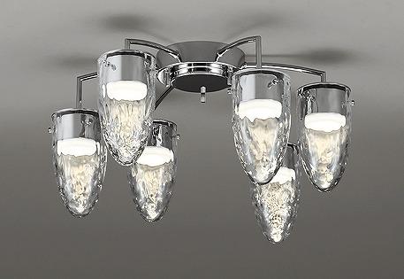 オーデリック R15 シャンデリア ~8畳 高演色LED(電球色) OC257154LDR