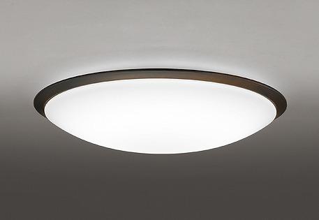 オーデリック R15 シーリングライト ~14畳 ブラウン 高演色LED 調色 調光 Bluetooth OL251260BCR