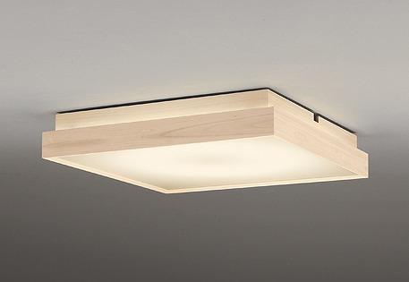 オーデリック R15 和風シーリングライト ~8畳 檜 高演色LED 調色 調光 OL291172R
