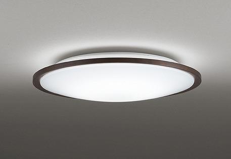オーデリック R15 シーリングライト ~10畳 ブラウン 高演色LED 調色 調光 OL291318R