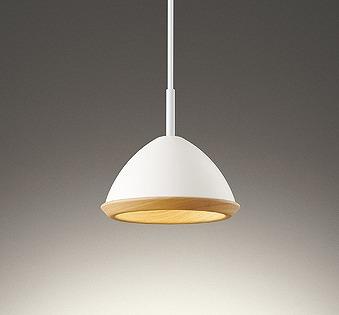 オーデリック R15 ペンダントライト ホワイト 高演色LED(電球色) OP252744LDR