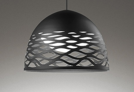 オーデリック ペンダントライト ブラック LED(昼白色) OP252820ND