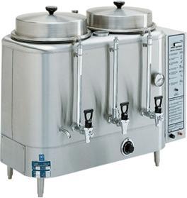 雑誌で紹介された 送料無料 ブルーマチック BREWMATIC 業務用 業務用 水道直結 コーヒーマシン Urn Coffee Urn 11リットル T3EA 11リットル 2連, アートライフ:4a79eb3f --- unlimitedrobuxgenerator.com