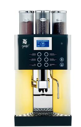 WMF プレスト 1400-3TC  2グラインダー+ツインチョコ 水道直結式/給水タンク式 単相200V2