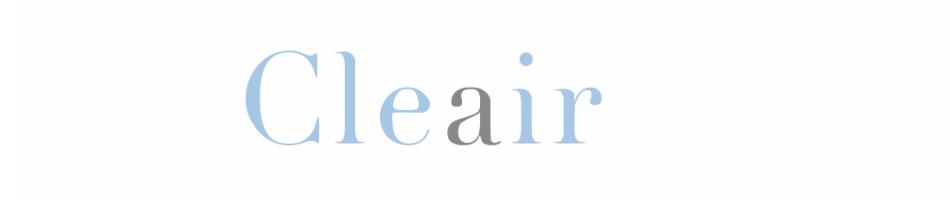 Cleair:独自に開発した商品を通して快適で衛生的な環境を皆様にお届けいたします。