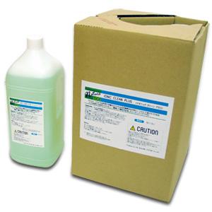 イオニッククリーンプラス 18L【業務用 ECO 生分解性 アルカリ性マルチクリーナー 定期清掃の中間剥離や表面洗浄に】
