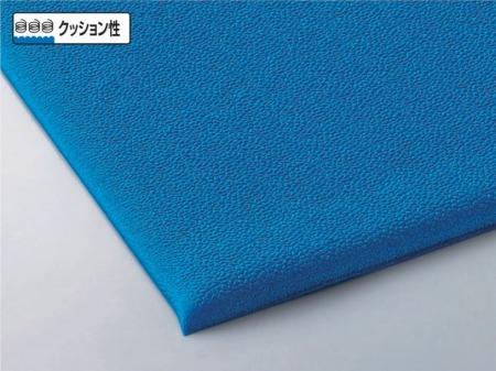 山崎産業 ケアソフト クッションキング #12(910x1,220mm)ブルー・グレー