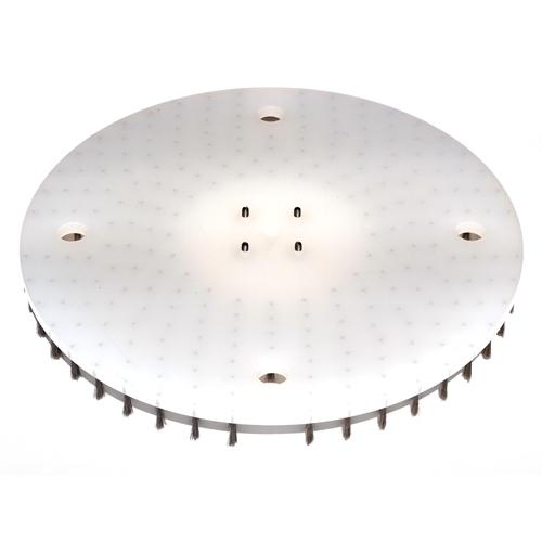 ◆◆クオリティ α-ORB - インテックスソリューション社製オーボット専用機17インチ用超極細ステンレスブラシ