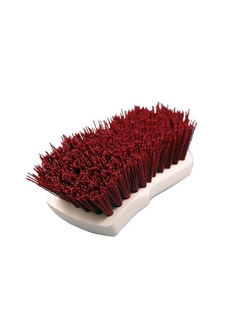 C×Sシーバイエス まな板ブラシ まな板の洗浄用ブラシ (12個セット) 【業務用 表面洗浄作業・剥離作業・日常清掃に】
