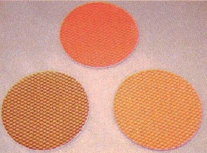 NCA アルタディスク ガラス・鏡 ハンドポリッシャー用 3枚入【業務用・ガラス磨き・鏡磨き・エコクリーニングシステム 標準・ハード・超ハード】
