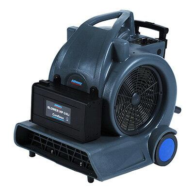 ペンギン HP-24Li コードレスハイパワーブロワー 本体のみ【業務用 送風機 扇風機 バッテリー式送風機 ワックス乾燥等に】
