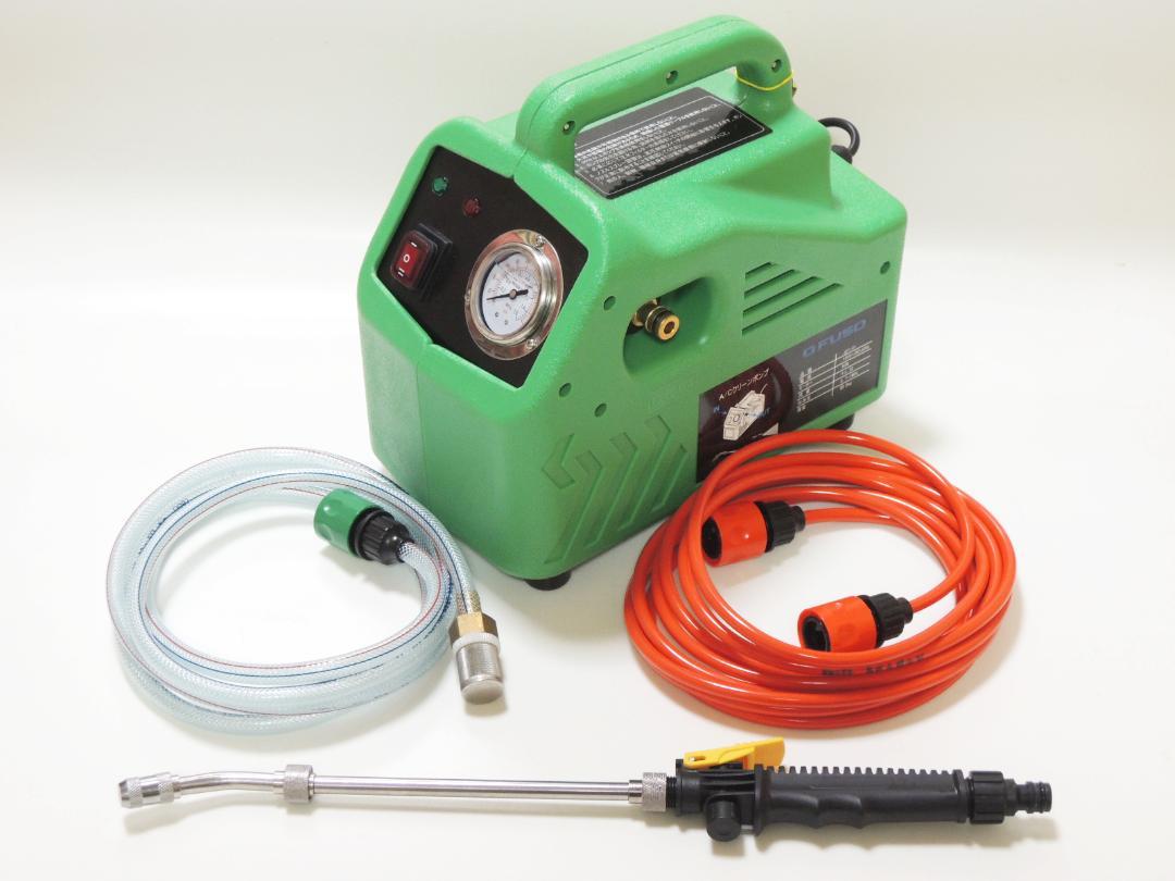 FUSO JET-01 エアコン洗浄機