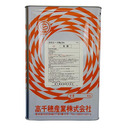 ◆◆高千穂産業 タカエースNo3A 18L【業務用 外壁洗浄剤 弱酸性 高千穂産業正規代理店】