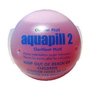 ◆◆アクアピル2 ジャンボ(450ml×8個入り)【業務用 プール清浄剤 エタニ産業】