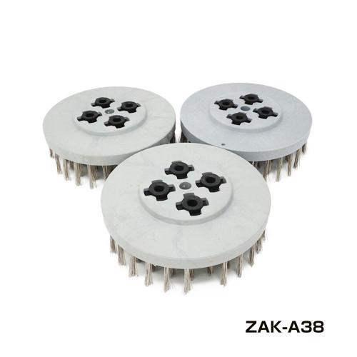 クオリティ ZAK-A38(3枚組)バルチャー専用ZAK 剥離専用ステンレスブラシ