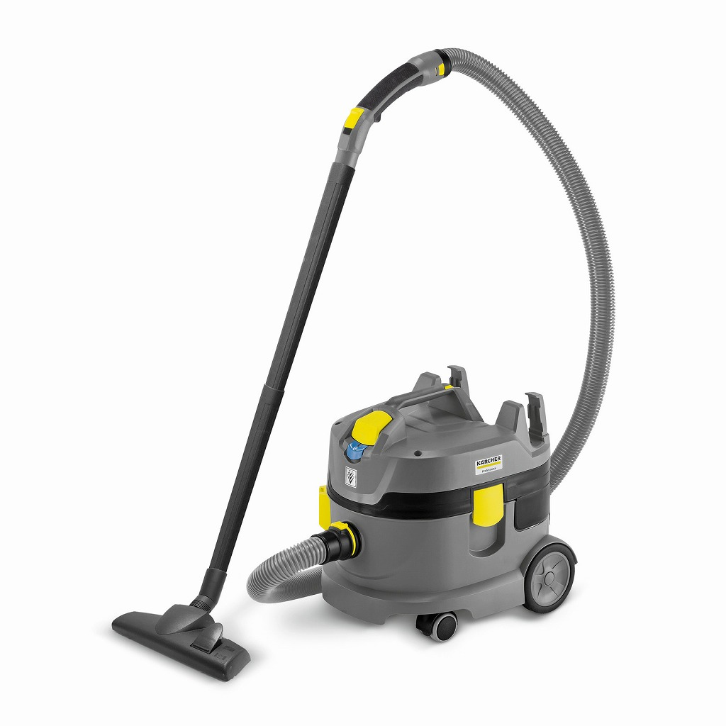 KARCHER T 9/1 バッテリー 【業務用 乾式掃除機 充電式 ケルヒャー】